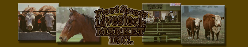 Fort Scott Livestock Market Inc